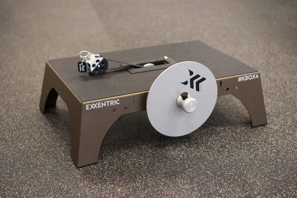 kBox 4 Lite avec son volant d'inertie