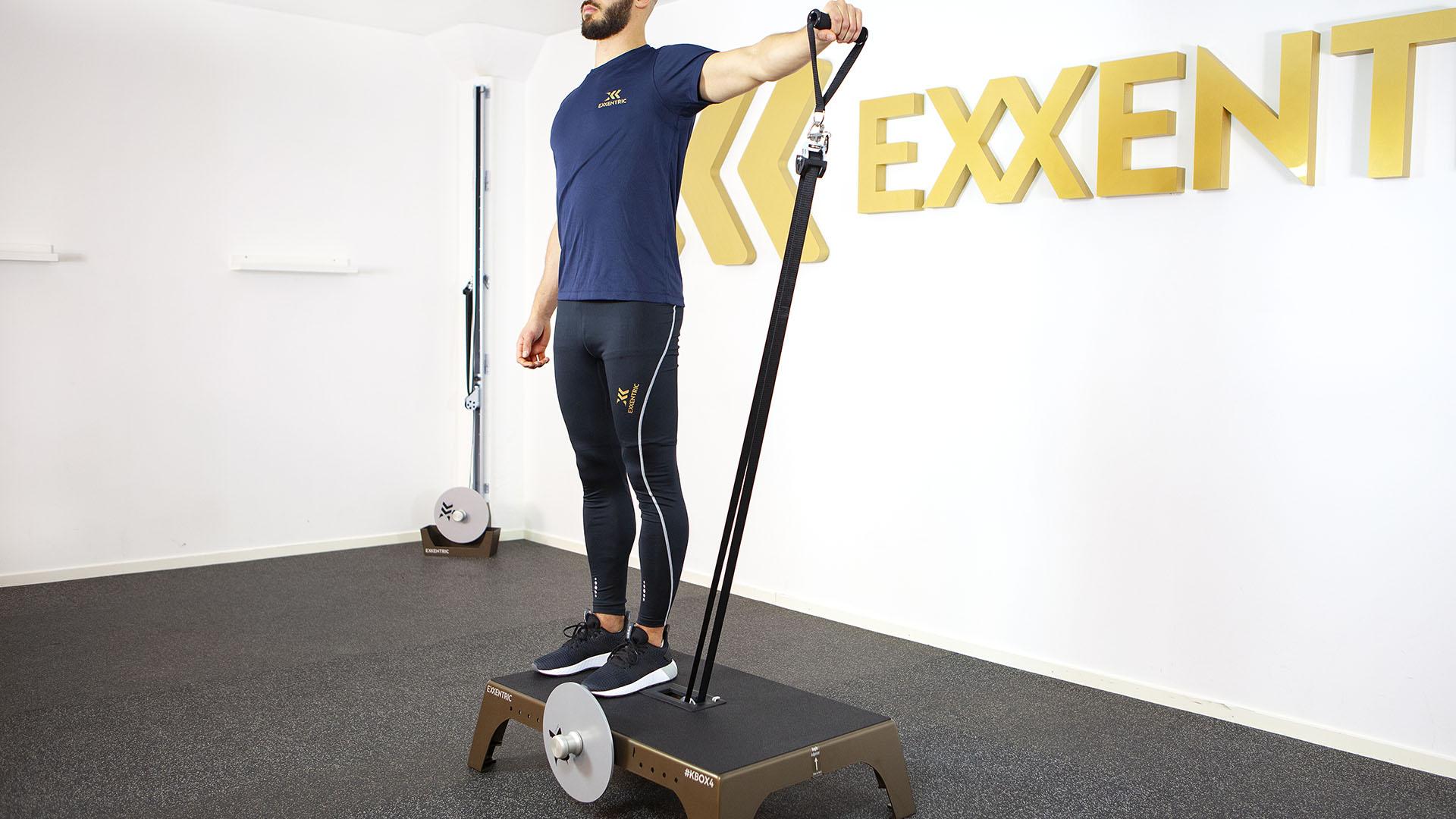 Renforcement musculaire iso-inertiel